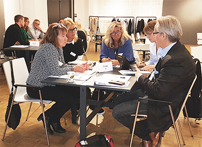 Workshop inför implementering av cancerpreventionsplanen