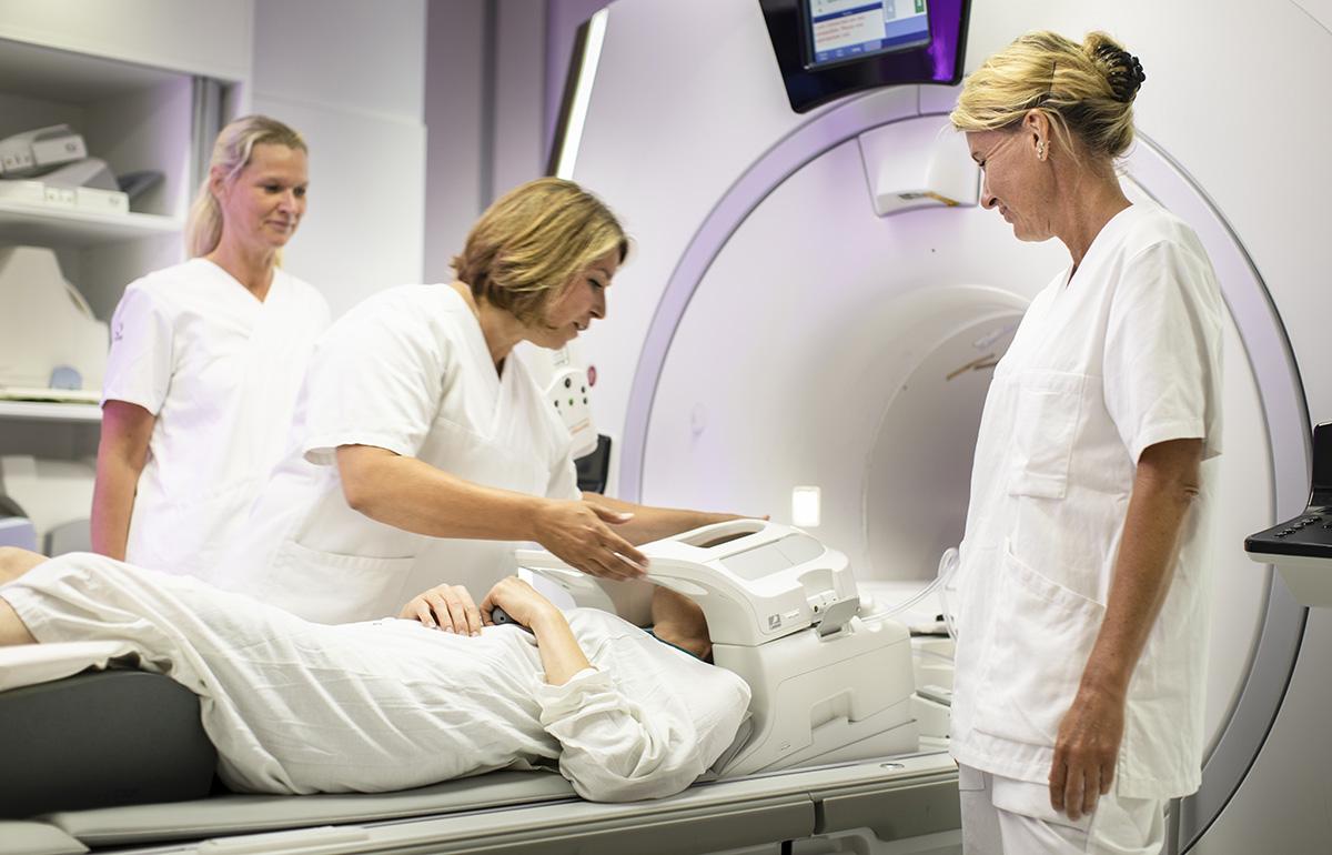 Bild för Koordinatorer fördubblade Diagnostikens kapacitet